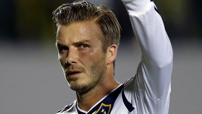 Stupendous David Beckham Career Statistics Genius Hairstyles For Men Maxibearus