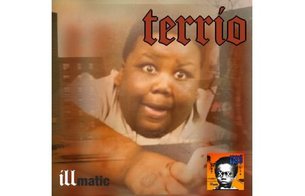 illmatic cover remade with internet stars facessorry had