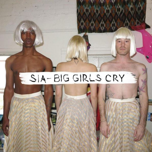 sia big girls cry перевод