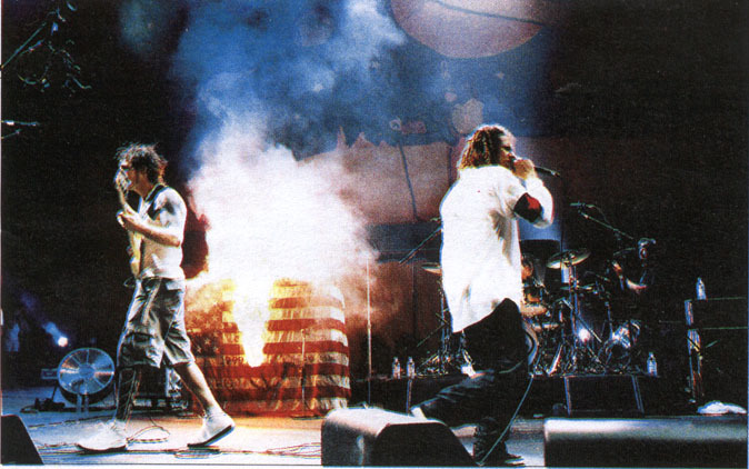 bands like rage against the machine