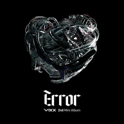 Cover art for Error by VIXX (빅스)