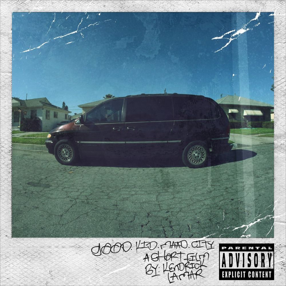 Kendrick Lamar Good Kid M A A D City Track List Lyrics