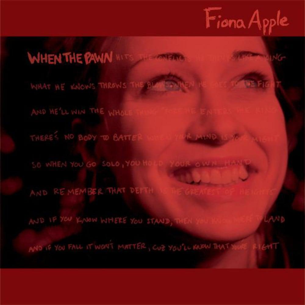 """Résultat de recherche d'images pour """"fiona apple when the pawn"""""""