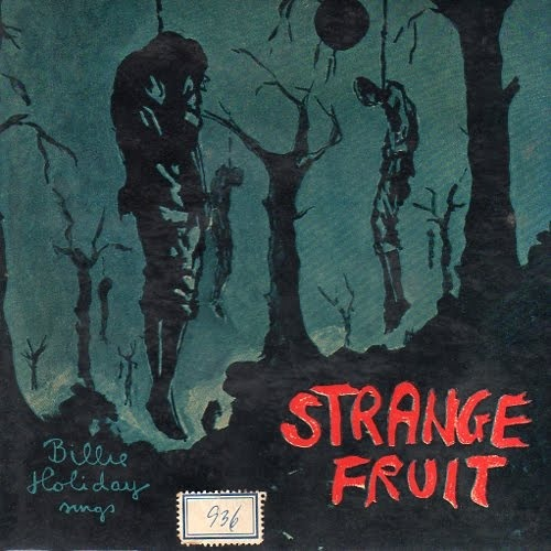 Image result for strange fruit lynching tree