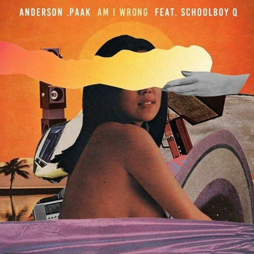 Cover art for Am I Wrong by Anderson .Paak