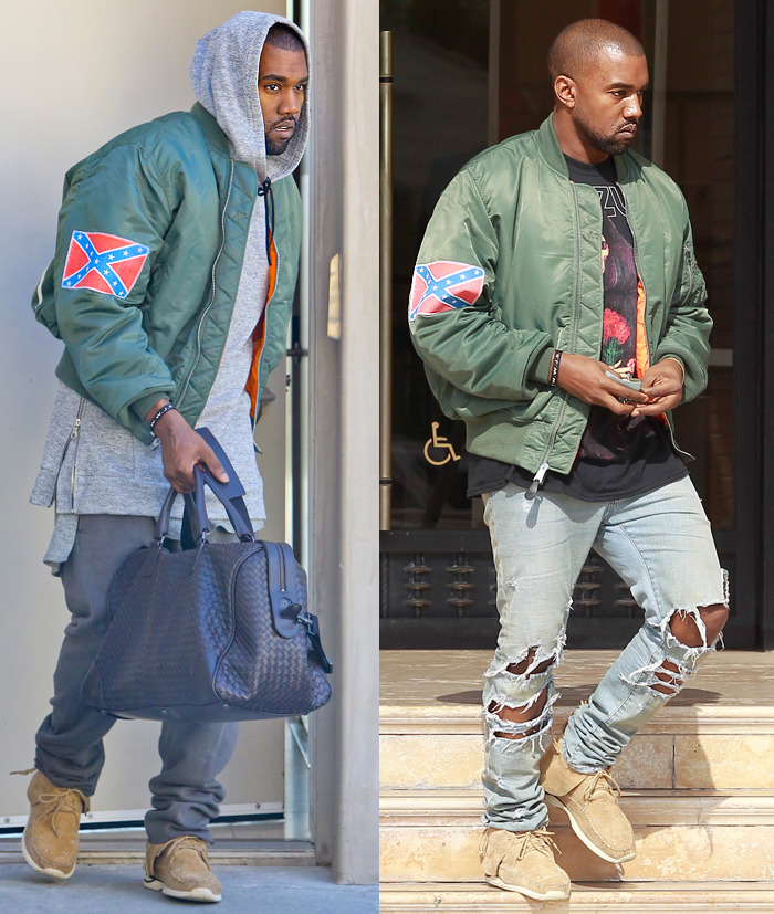 d70edef5fa85 Zachary Schwartz – Applaud Kanye West For Wearing The Confederate ...