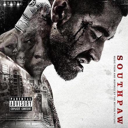 Image result for southpaw soundtrack