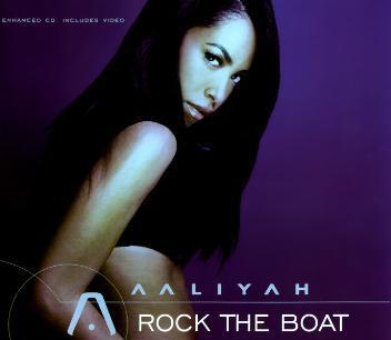 Aaliyah - Rock The Boat Lyrics | MetroLyrics