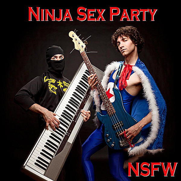 ninja sex party szr lyrics