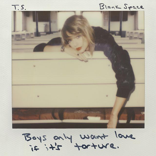 Taylor Swift – Blank...