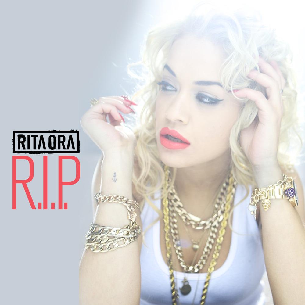 Rita Ora - R.I.P ft.Tinie Tempah - Lyrics On-screen - YouTube