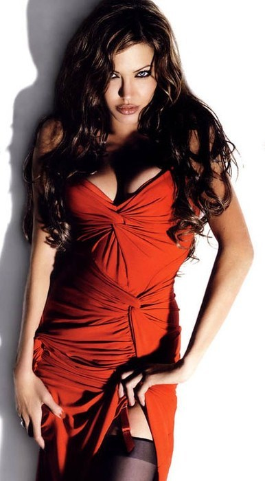 Lyrics devil in a red dress