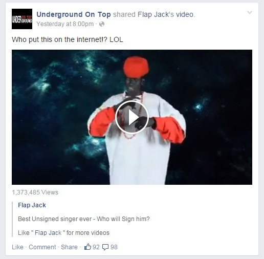 """Viral Videos Of All Time: """"Worst Rapper Of All Time"""" Viral Video"""