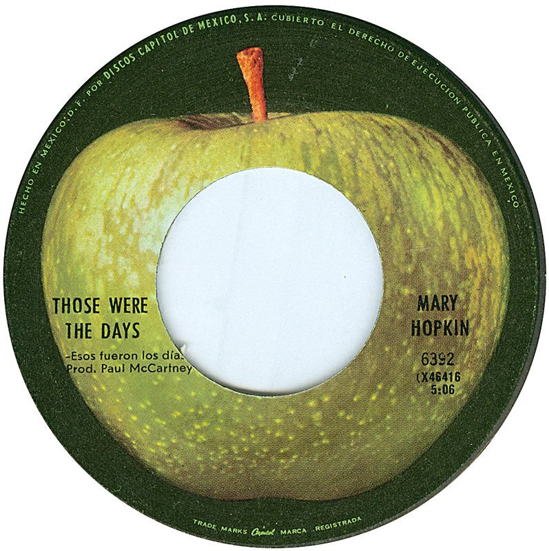 Lyric songs with apple in the lyrics : Mary Hopkin – Those Were the Days Lyrics | Genius Lyrics