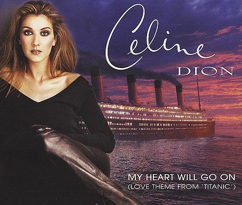 Celine Dion - My Heart will go on Lyrics Meaning
