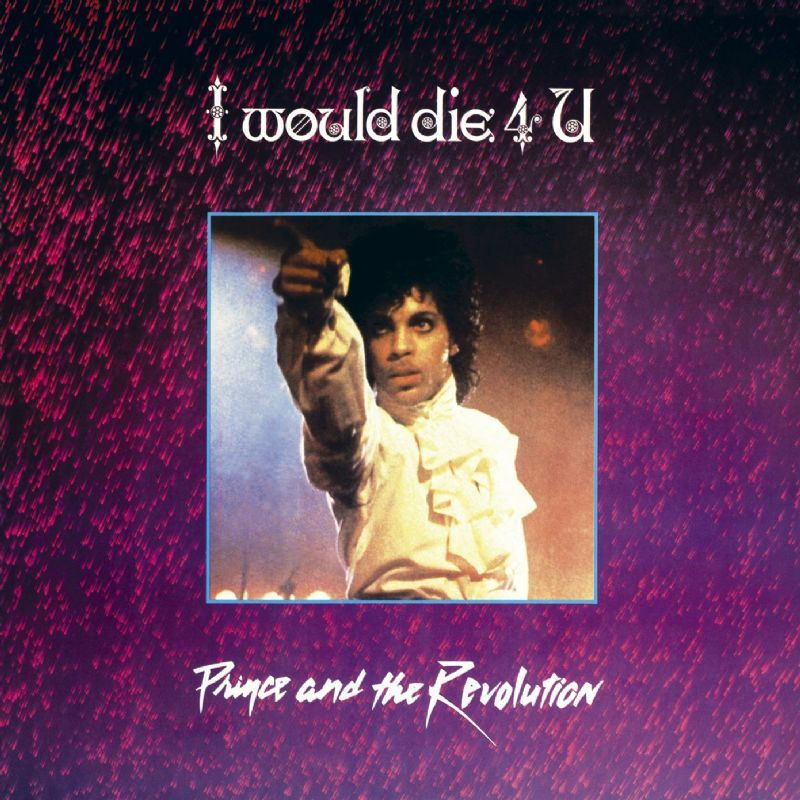 Cover art for I Would Die 4 U by Prince and the Revolution