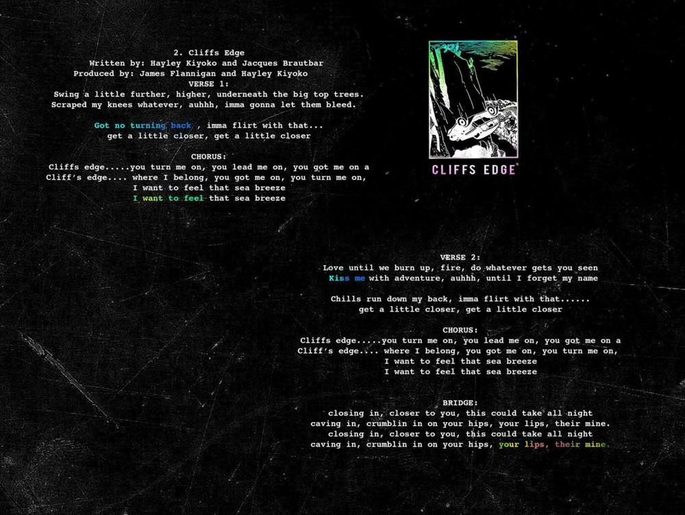 Låpsley – Cliff Lyrics | Genius Lyrics