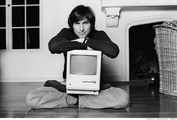 First Macintosh 1984