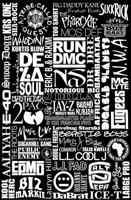 Whats Your Favourite Hip Hop Logosymbol Genius