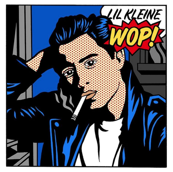 Cover art for WOP - [Tracklist + Cover] by Lil Kleine