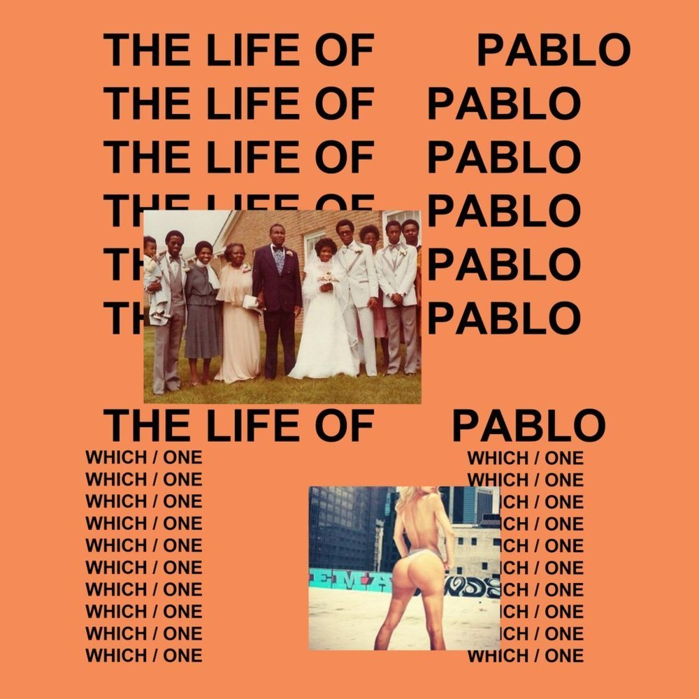 Image result for the life of pablo genius