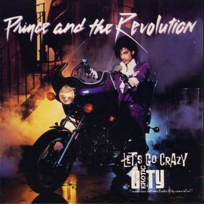 Prince And The Revolution Let S Go Crazy Lyrics Genius