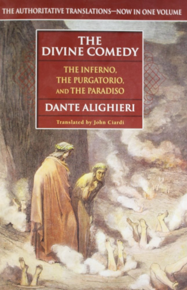 dante alighieri in the divine comedy Ebook (epub), by dante alighieri  the third and final section of dante's divine comedydo not be afraid our fate cannot be taken.