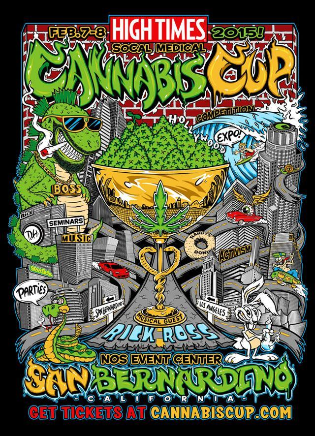 High Times – Winners List 2015 SoCal Medical Cannabis Cup
