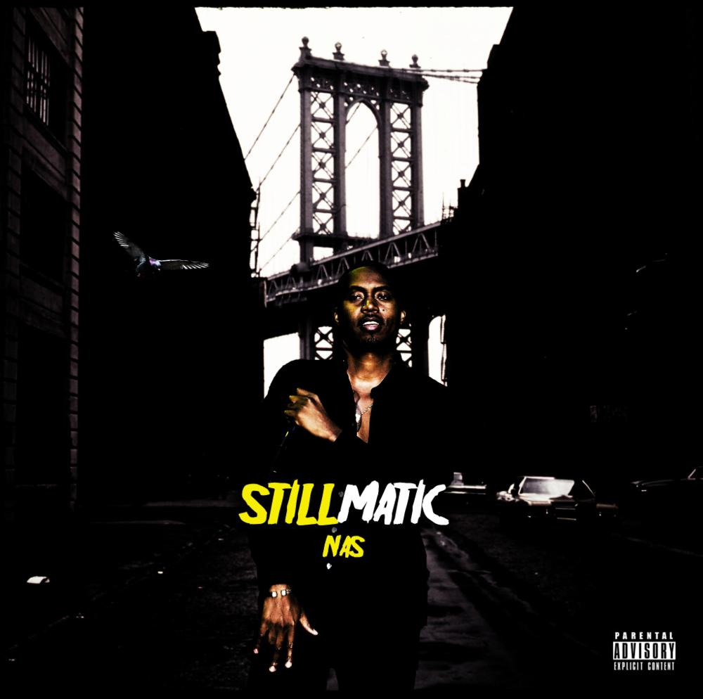 Alternate Album Covers 5 Stillmatic Genius