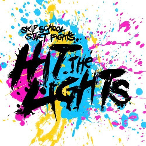 Cover art for Cry Your Eyes Out by Hit The Lights