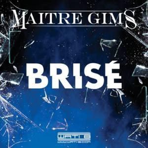 Gims – Brisé (Pilule Bleue) обложка