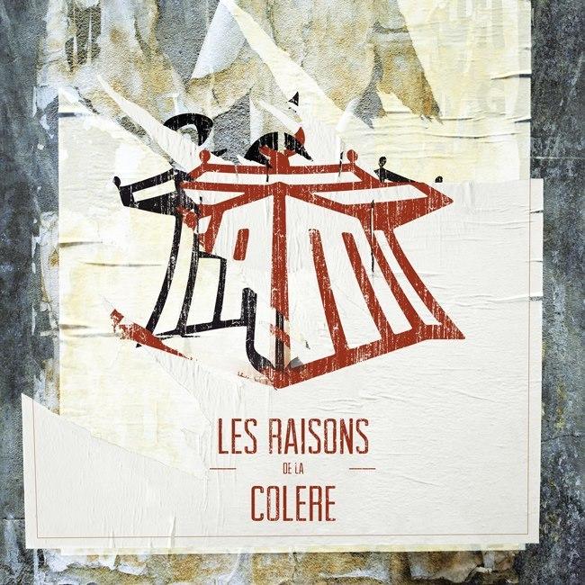 Cover art for Les Raisons de la Colère by IAM