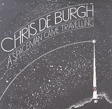 Cover art for A Spaceman Came Travelling by Chris De Burgh