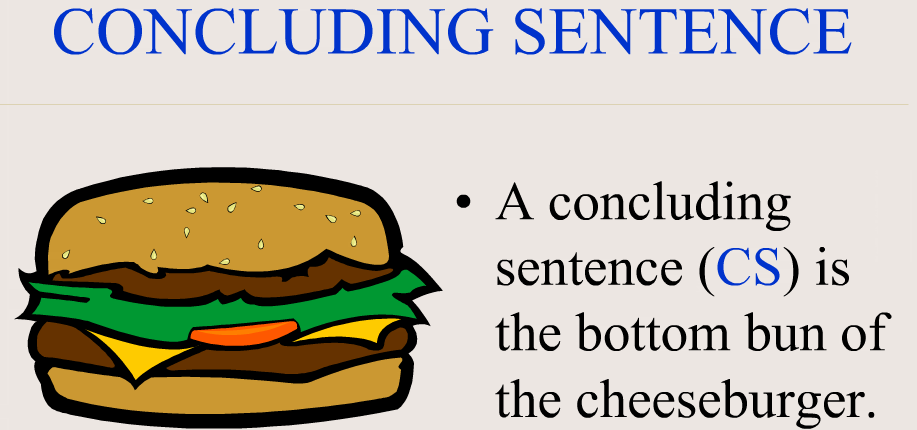 Closing sentences for essays