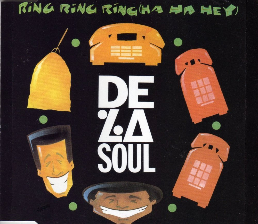 Youtube De La Soul Ring Ring Ring