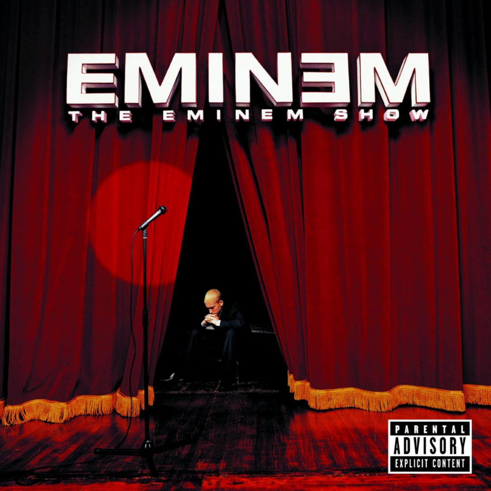 Image result for the eminem show album cover