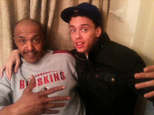 J Cole And His Dad Logic – Concrete Lyr...