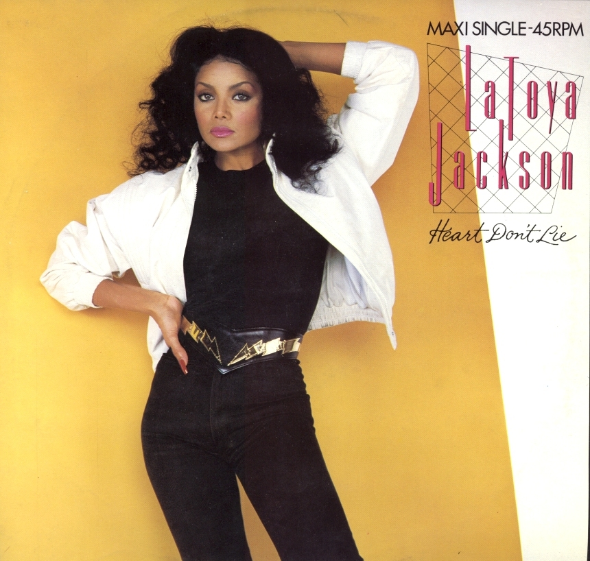 Lyric la la lie lyrics : La Toya Jackson – Heart Don't Lie Lyrics | Genius Lyrics