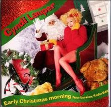 Cyndi Lauper – Early Christmas Morning Lyrics | Genius Lyrics