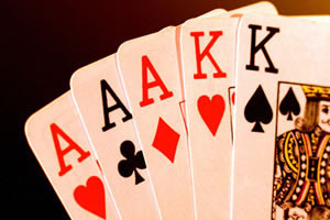 Poker me letra