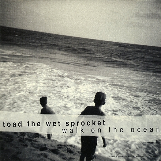 Image result for walk on the ocean pictures toad the wet sprocket