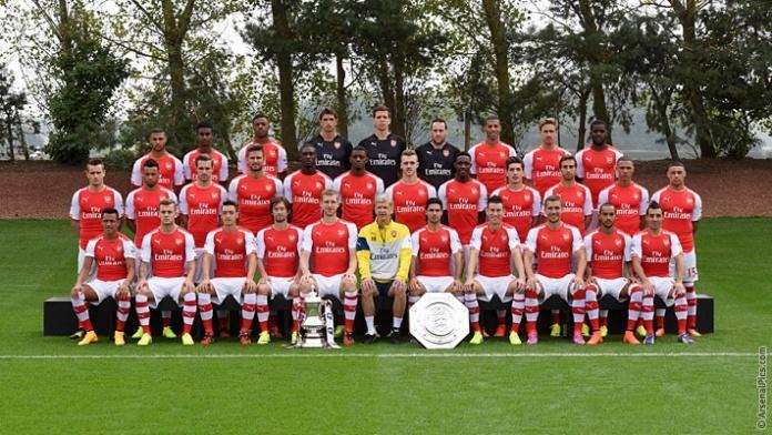 Arsenal FC – 2014/15...