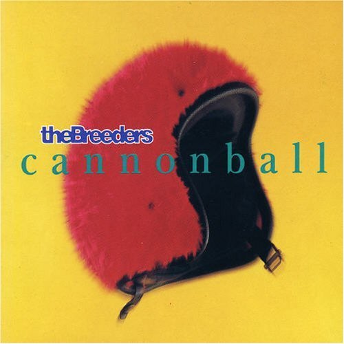 Cover art for Cannonball by The Breeders