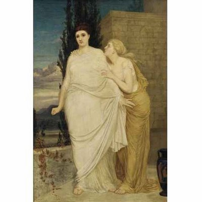 the personalities of the two sisters antigone and ismene by sophocles Antigone (ca 441 bce) by sophocles uncle of antigone and ismene a sentry the intimate bond between the two sisters (and the two brothers.
