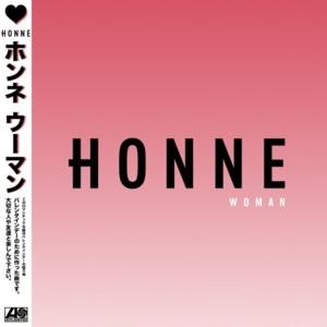 HONNE – Woman обложка