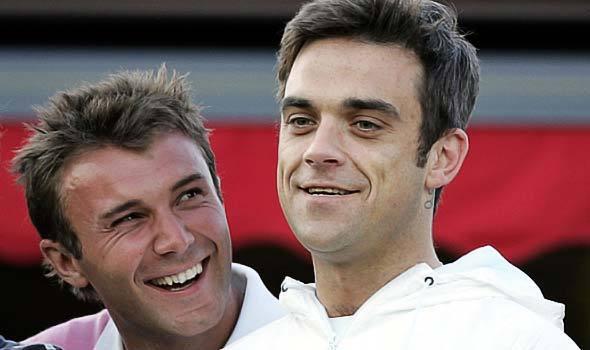 Robbie Williams Your gay friend (en español) LETRA