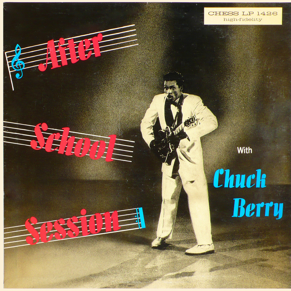 Chuck Berry – Maybellene Lyrics