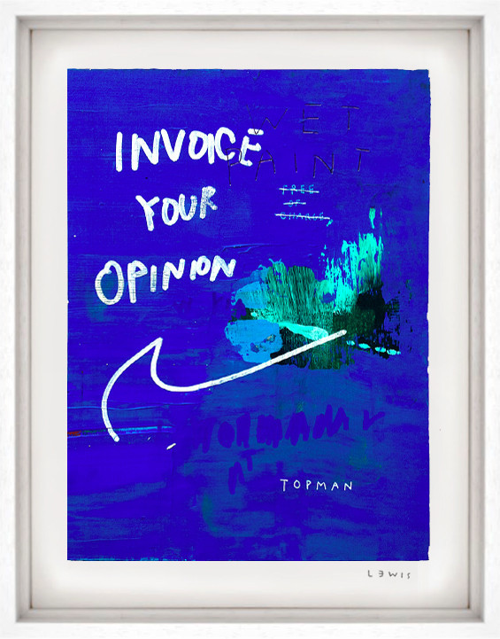 Invoice your Opinion