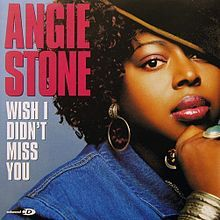 Angie Stone – Wish I Didn't Miss You (Soul Sessions ...
