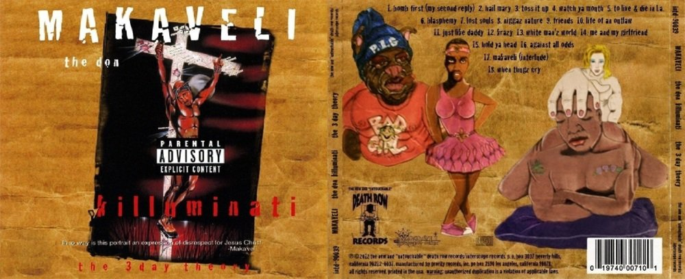 thoughts on makavali the don killuminati the 7 day